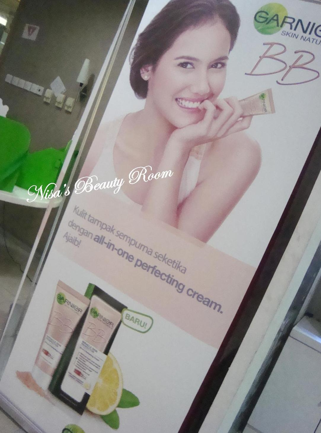 Beauty Event : Garnier BB Cream Launch Event