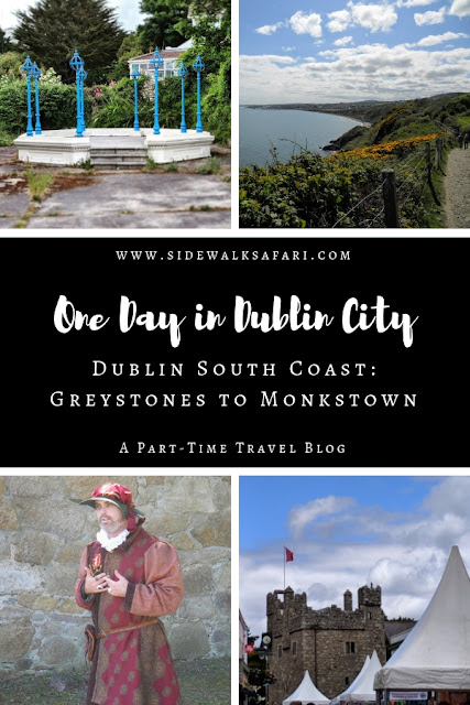 One Day in Dublin City: Dublin South Coast Greystones to Bray, Dalkey and Monkstown