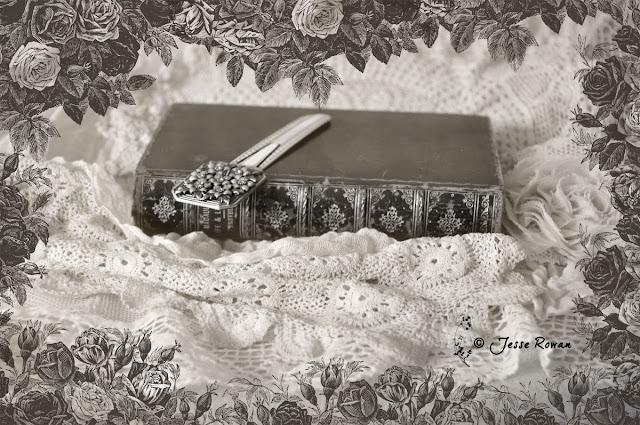 Vintage book by http://lace-age-girl.blogspot.com.au/