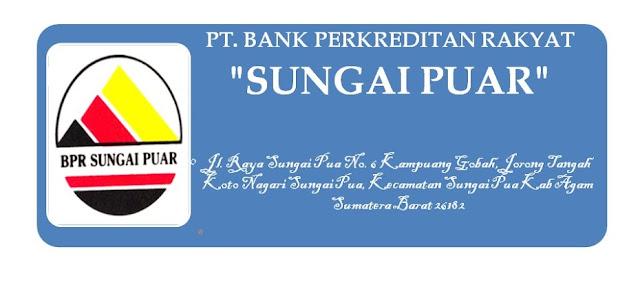 Lowongan Kerja Bank BPR Sungai Puar
