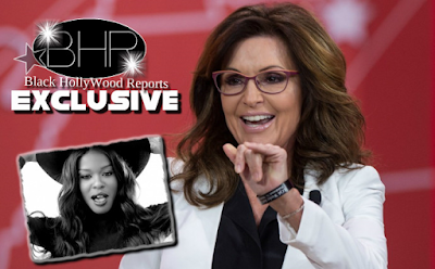 Sarah Palin Threatens To Take Rapper Azealia Banks To Court Over Twitter Comments