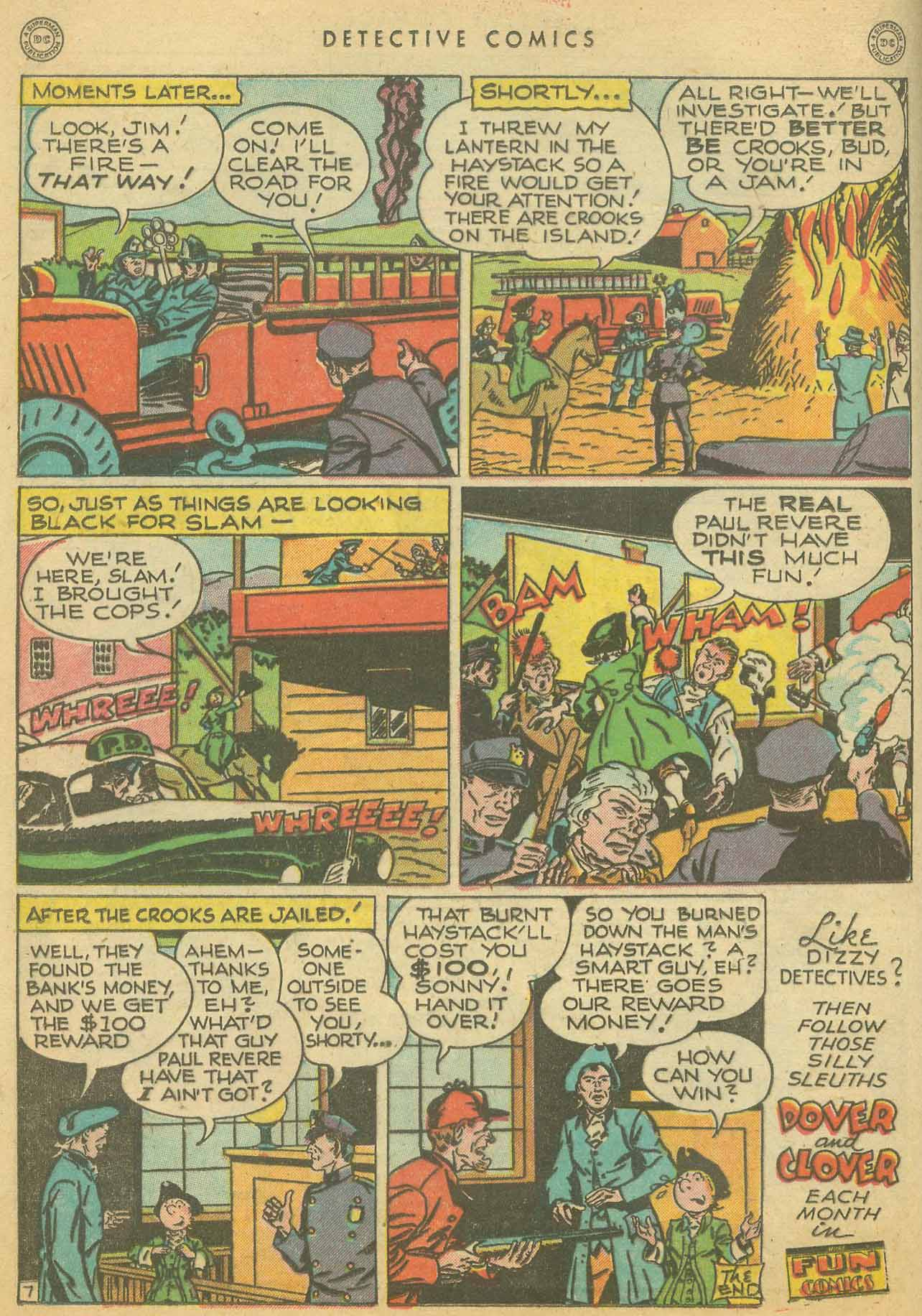 Detective Comics (1937) issue 127 - Page 22