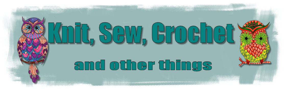 Knit, Crochet and Sew