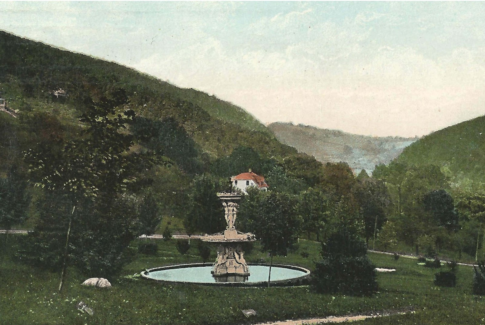 The Easton Eccentric Nevin Park to Finally Get Fountain