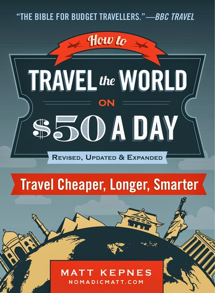Book Review: How to Travel the World on $50 a Day