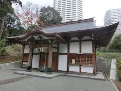 品濃白旗神社