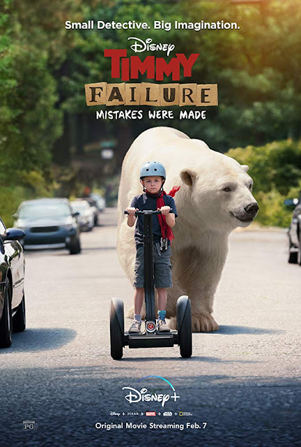 Hasil gambar: Timmy Failure: Mistakes Were Made (2020) Subtitle Indonesia