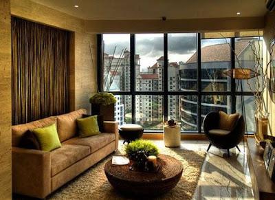 Contoh Model Sofa Untuk Ruang Tamu Minimalis Masa Kini