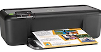 The HP Deskjet D2680 has an impressive print function, and the printer can print with crisp and clear results when printing a document or image