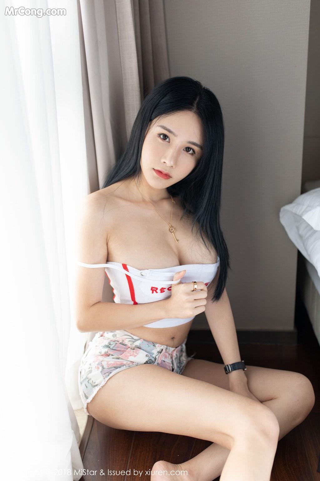 Image MiStar-Vol.248-Xiao-Mo-Lin-MrCong.com-033 in post MiStar Vol.248: Người mẫu Xiao Mo Lin (小沫琳) (44 ảnh)