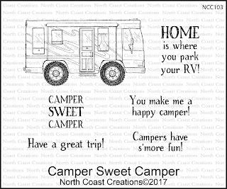 NCC Camper Sweet Camper