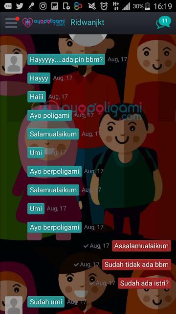 Beredar Aplikasi 'AyoPoligami', Banyak Wanita Siap Dipoligami dengan Nikah Siri Secara Rahasia?