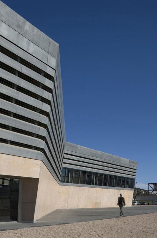 Kemuels design studio museum case studies national for Spain underwater museum