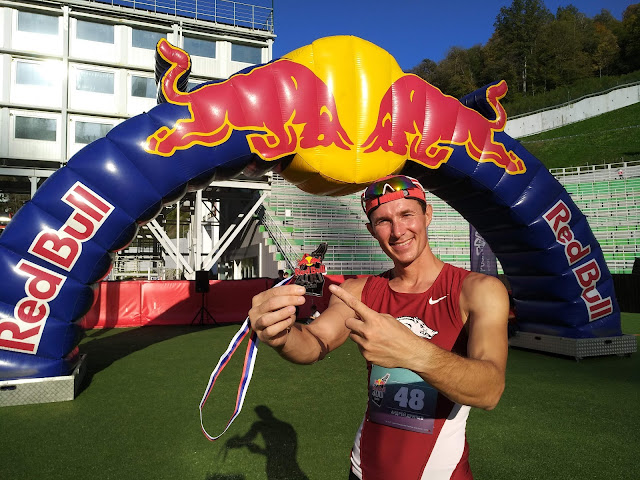 Red Bull 400 Sochi 2018, Андрей Думчев, медаль