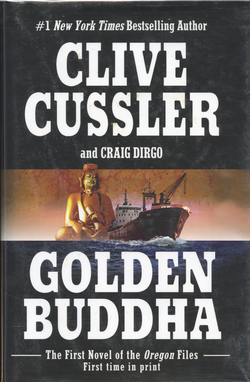 Clive Cussler Book Collecting The Oregon Files