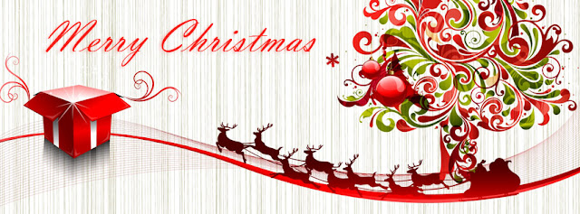 Christmas Facebook Timeline Wallpaper Banner