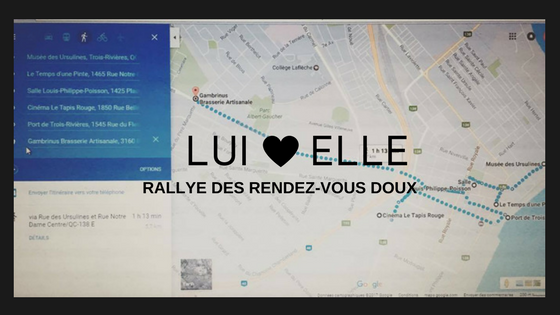 Rallye photo St-Valentin