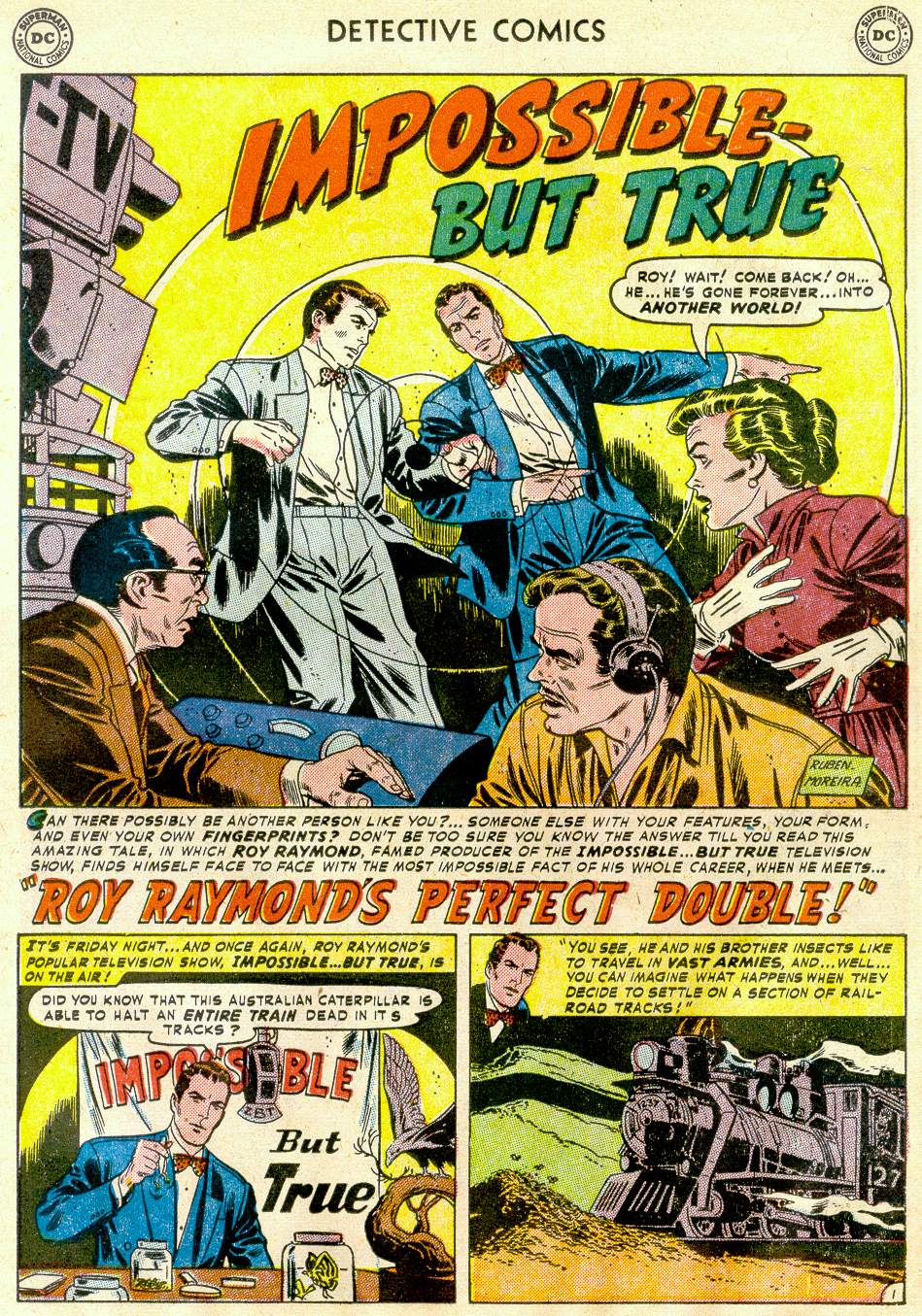 Read online Detective Comics (1937) comic -  Issue #181 - 17