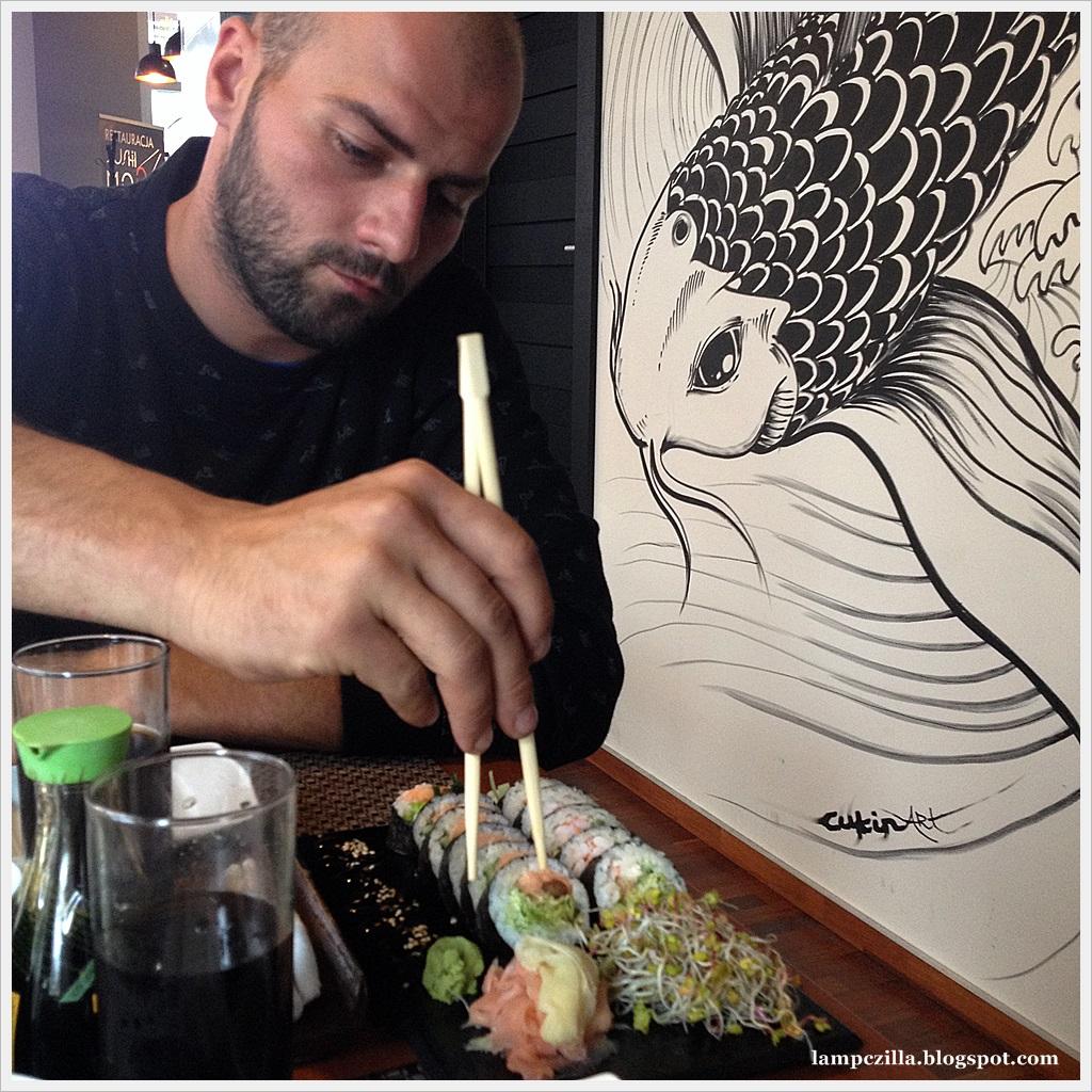 Sushi Moon Koszalin - prawdziwa japonia w zachodniopomorskim.