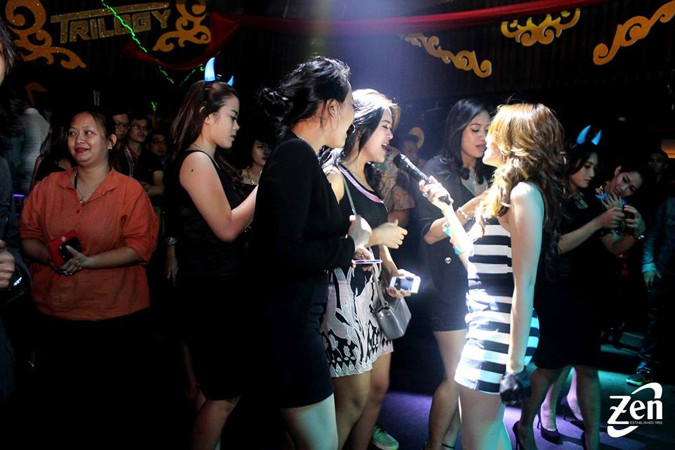 Zen Club, Karaoke And Sexy Dancers Thamrin Updated 2015 -3195