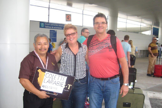 transportation from Cancun to Riviera Maya hotel