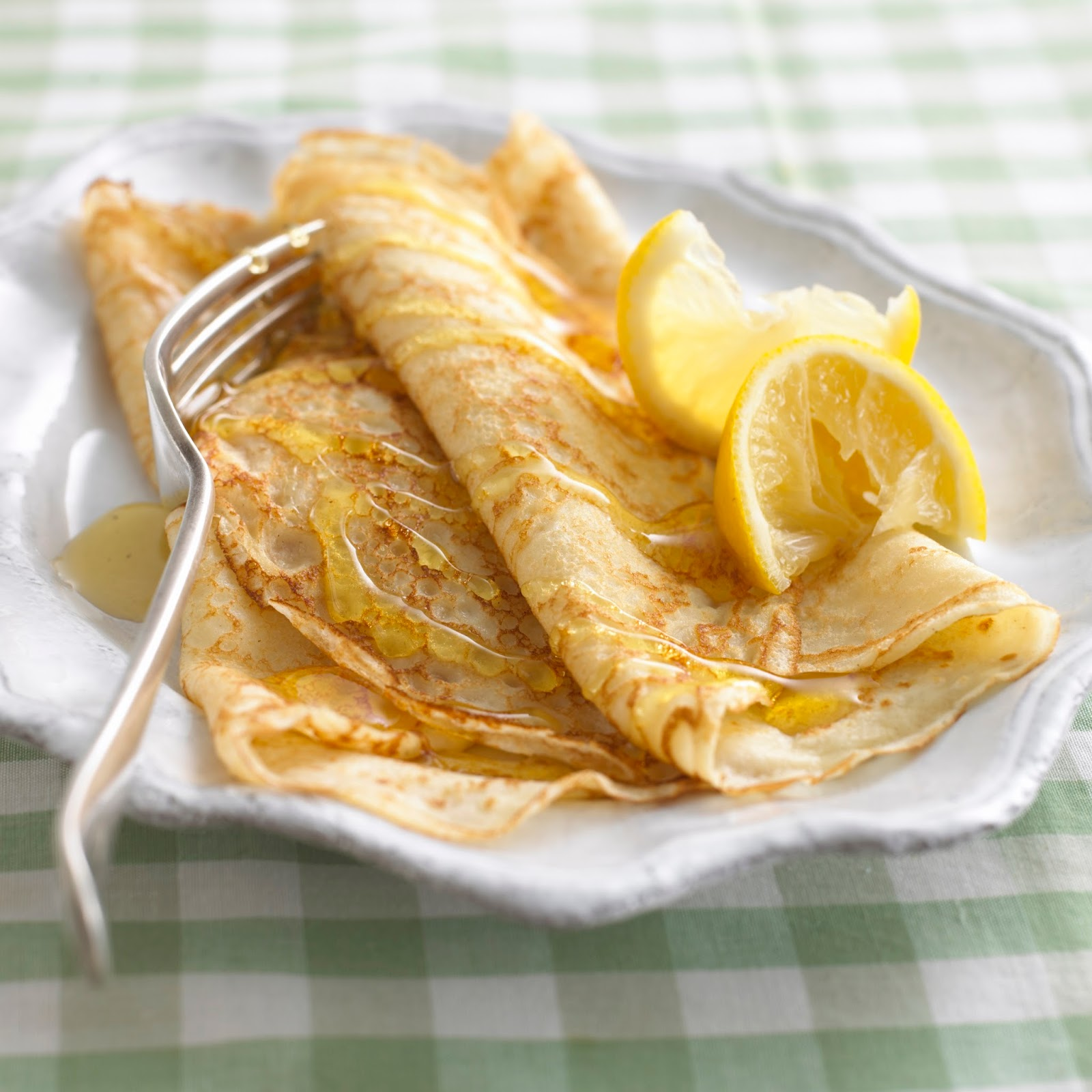 Golden Syrup Pancakes...