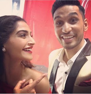 Sonam Kapoor to feature in pop star Arjun Kanungo's upcoming single