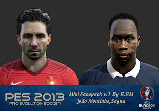 Pes 2013 Mini Facepack 2016 V.1 By R.P.M
