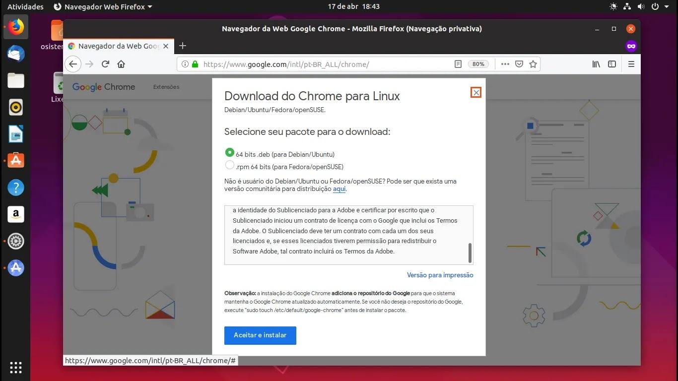 19 coisas para fazer depois de instalar o Ubuntu 19 04 Disco
