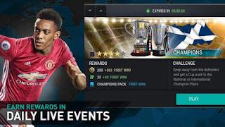 Game FIFA Mobile Soccer V2.1.0 MOD Apk Terbaru