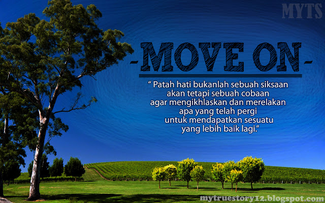 Move On Dari Mantan Terindah