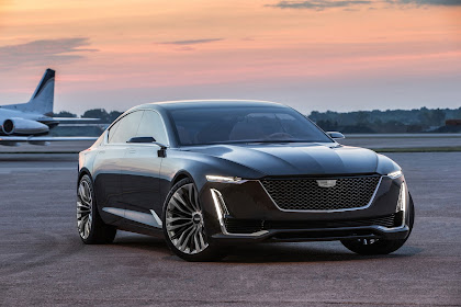 Cadillac Escala 2018 concept Reviews, Specs