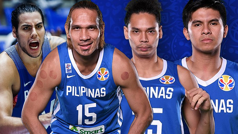Gilas Pilipinas 12-man lineup for 2019 SEA Games
