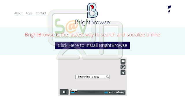 BrightBrowse (Hijacker)