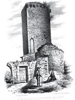 Patrimoine de l'Allier: fortifications de Gannat