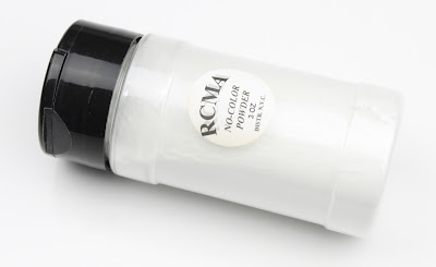RCMA No Colour Powder review