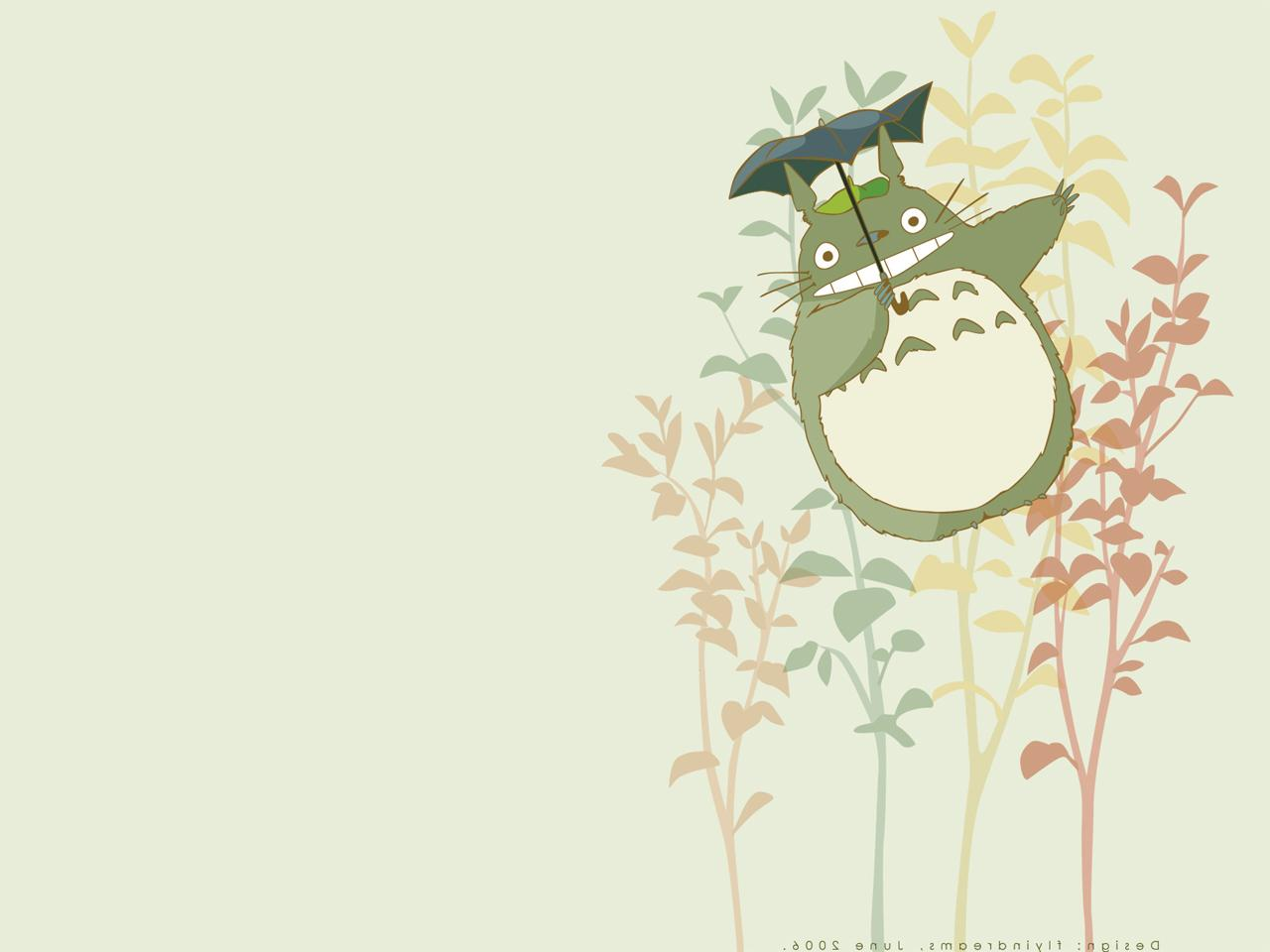 Anime Wallpapers My Neighbor Totoro Wallpaper