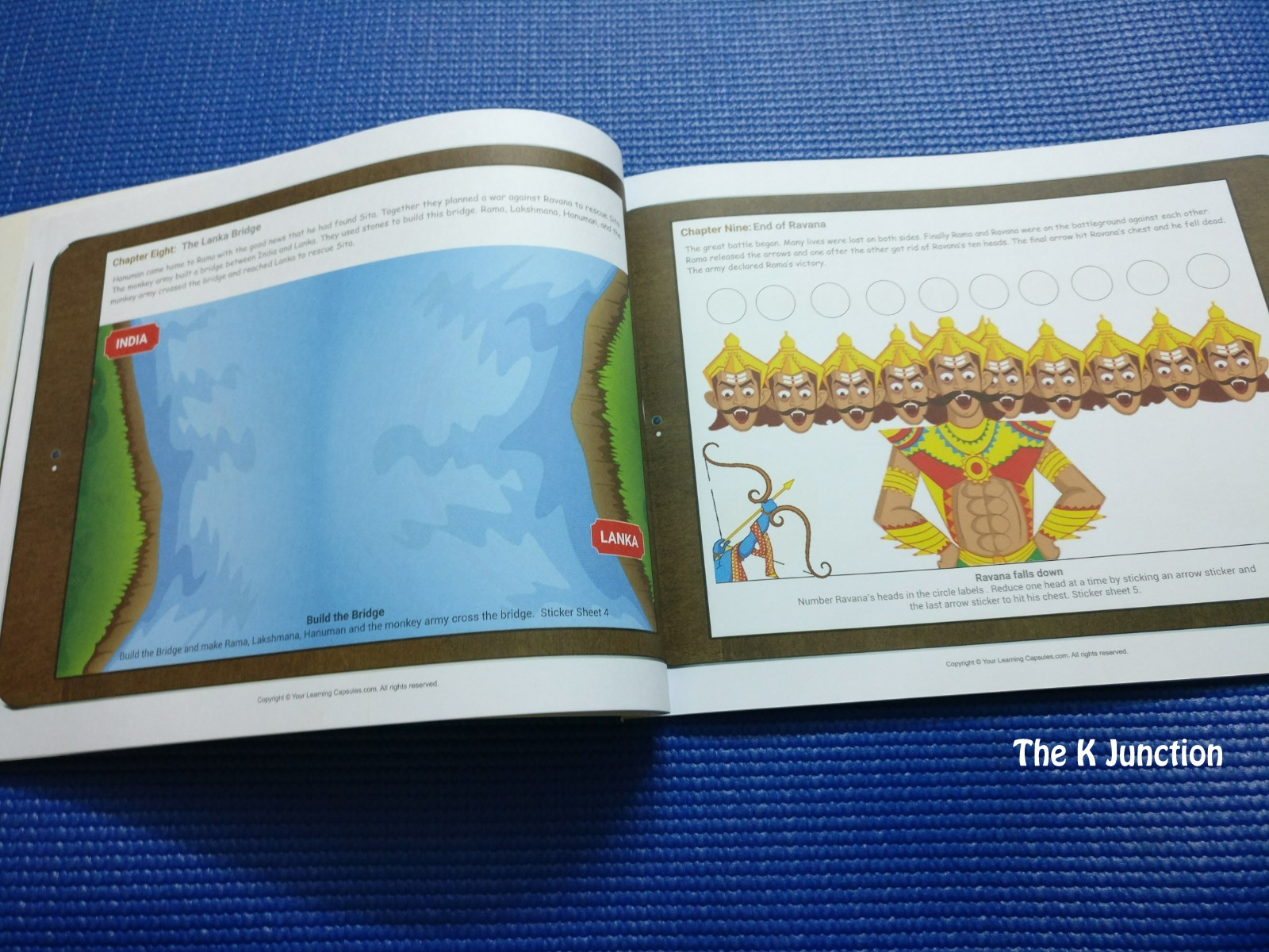 Rama and the demon king an ancient tale from india ebook coupon the k junction october 2017 price rs 299 free shipping anywhere in india get 10 off fandeluxe Images