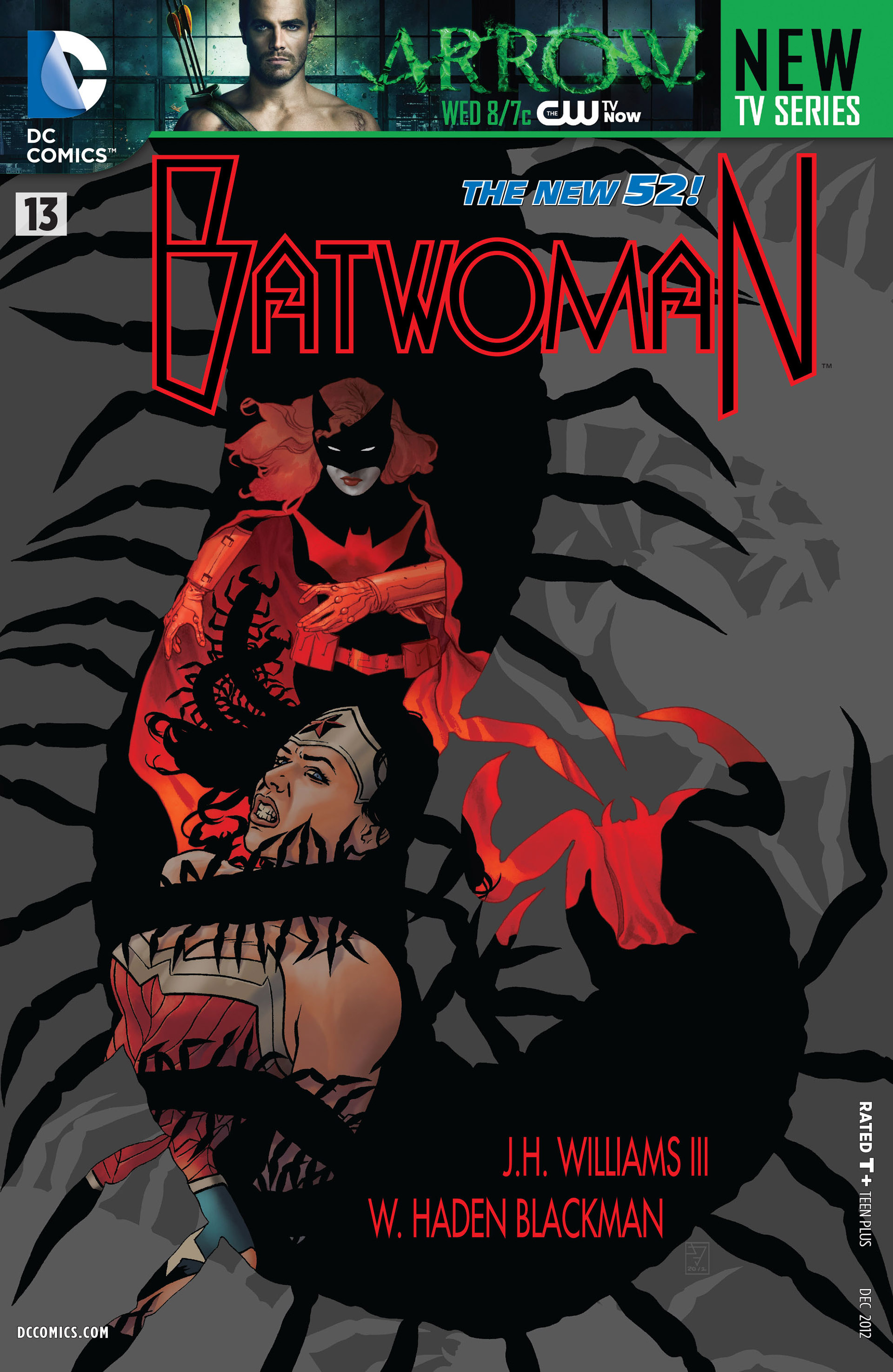 Batwoman (2011) issue 13 - Page 1