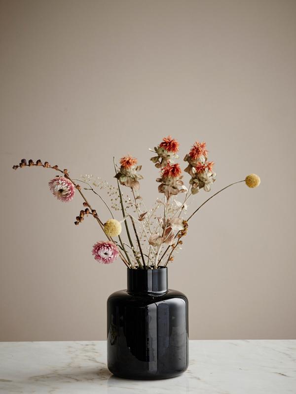 Ponny vase, Skrufs Glasbruk, Artilleriet, via Scandinavian Love Song