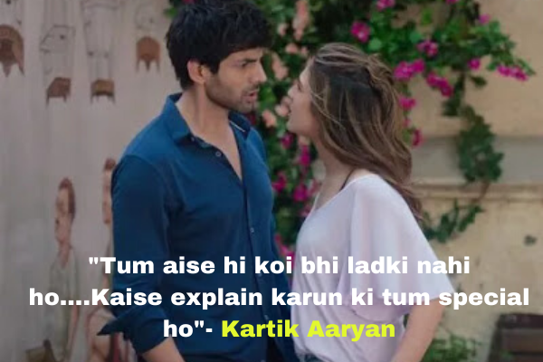 Love Aaj Kal 2020 Dialogues by Kartik Aaryan and Sara Ali Khan