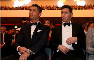 Ronaldo can never be my friend, Messi says - SCHOLARSHIP PORTAL