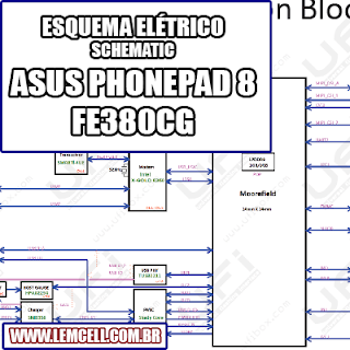 Esquema Elétrico Smartphone Celular ASUS Fonepad 8 FE380CG Manual de Serviço   Service Manual schematic Diagram Cell Phone ASUS Fonepad 8 FE380 CG      Esquematico Smartphone Celular ASUS Fonepad 8 FE380 CG