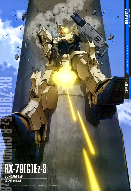 Gundam Perfect File: Gundam Mechanic Files Wallpaper ...