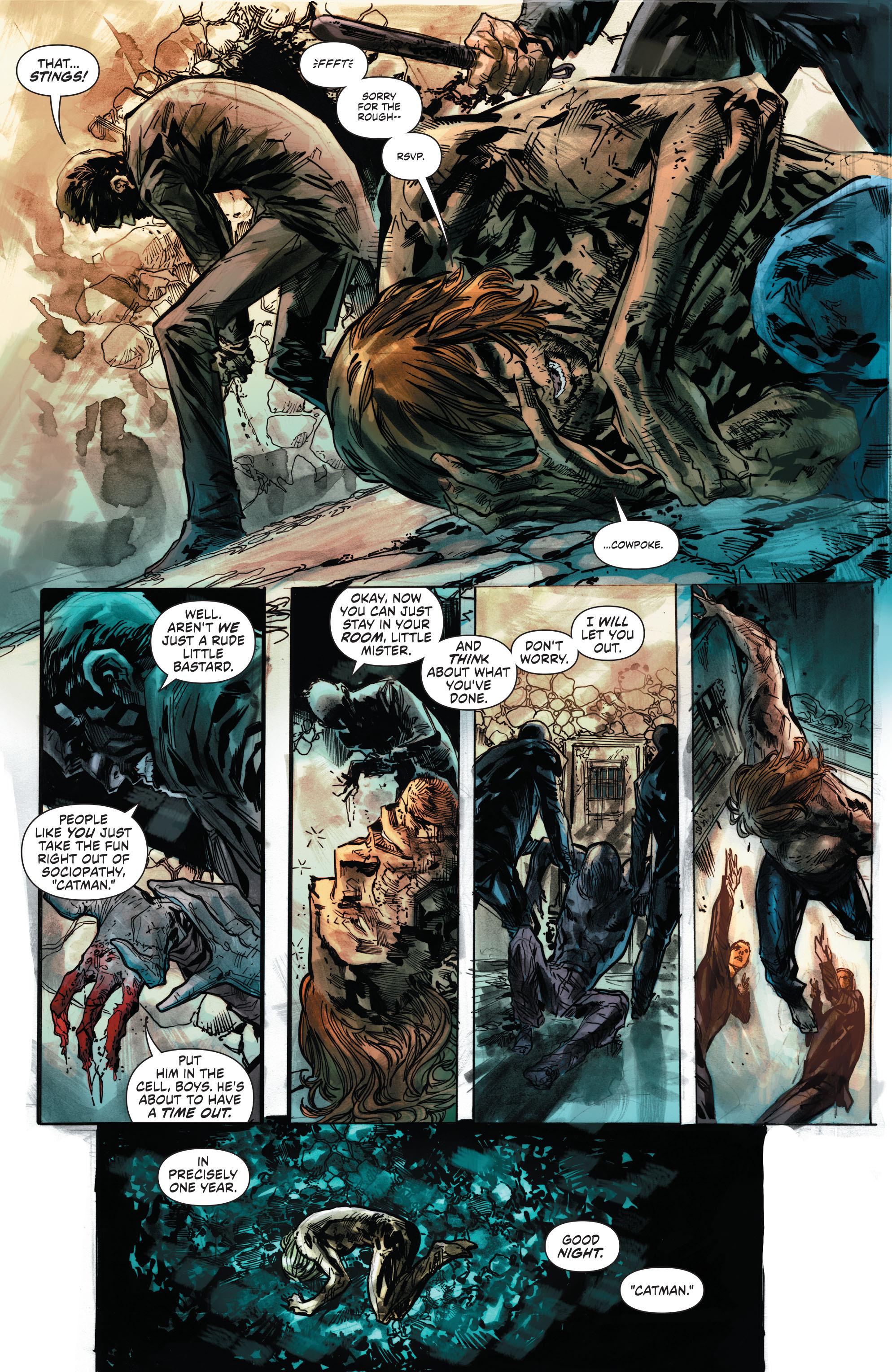 Read online Secret Six (2015) comic -  Issue #2 - 4