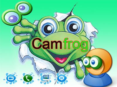 Camfrog messenger