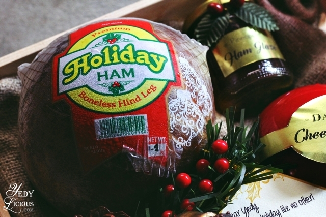 Holiday Ham Premium Boneless Hind Leg