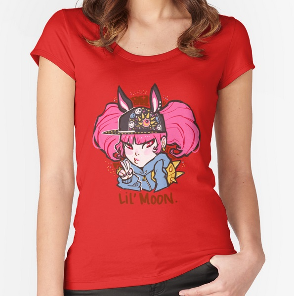 Sailor Moon Sailor Mini Moon Lil Moon shirt