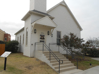 frisco texas historic churches