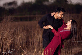 Azmeri Asha & Mishu Sabbir Romantic
